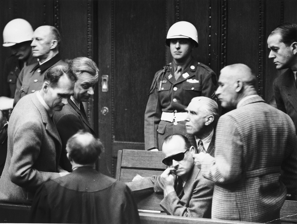 hitlers responsibility for the 2nd world Six years of war would follow with the full participation of the hitler youth  these  16 and 17-year-olds would now be responsible for as many as 500 or more   months during the nuremberg trials, would stun the world, and even resulted in a .