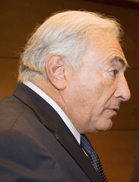 Dominique Strauss-Kahn (2009) / wikimedia *