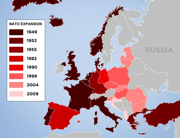 NATO expansion (1949-2009)  / LPAC