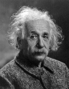 Albert Einstein (1947) / wikimedia