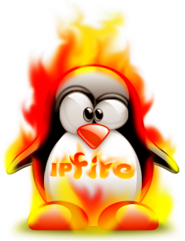 IPFire Logo - Public Domain by Halit YEŞİL / wikipedia