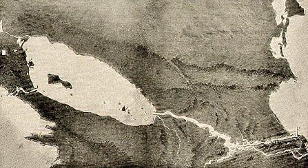 Nicaragua Canal Panorama (1899) / wikipedia