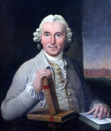 James Lind (1716–1794) - a Scottish physician and a pioneer of naval hygiene / wikipedia