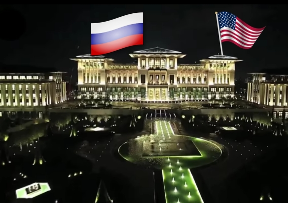 Turkey White Palace - CNLib derivative work from YouTube still